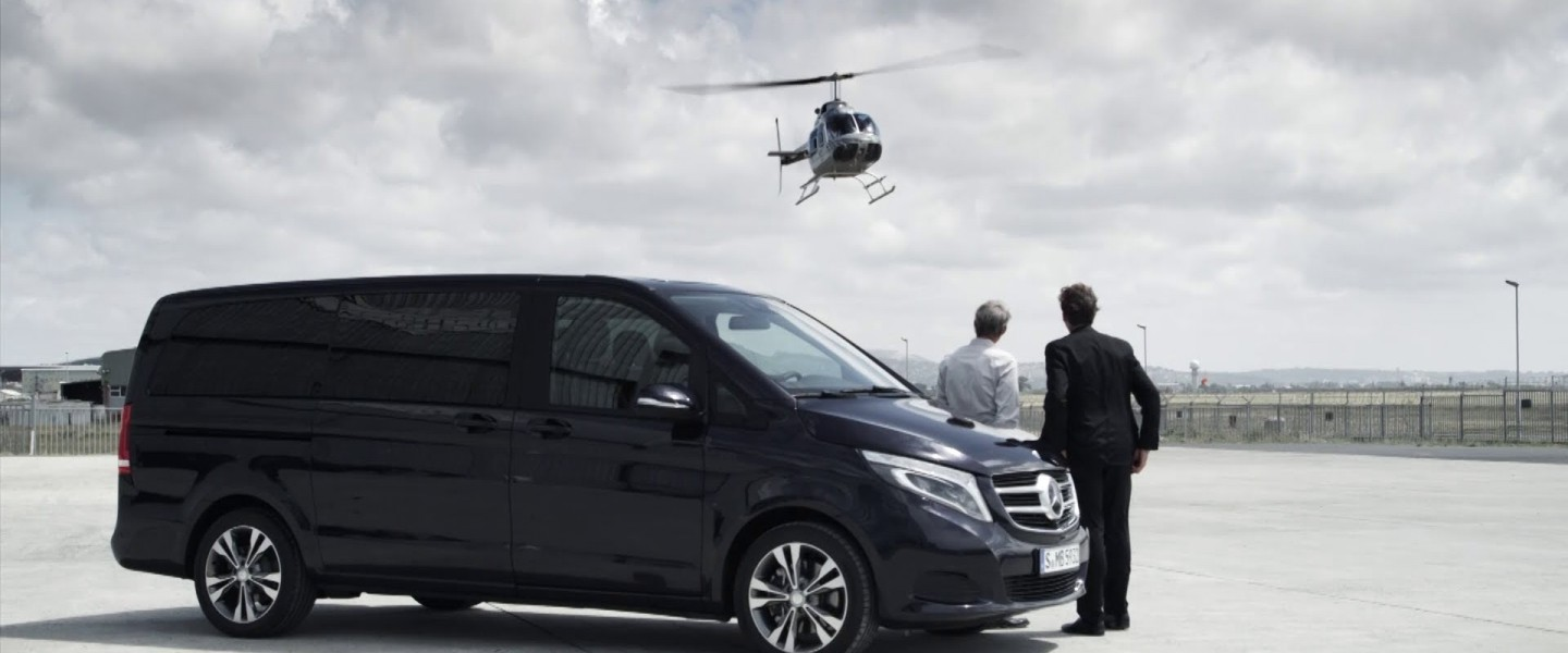 Minivan and Minibus Rental with Driver